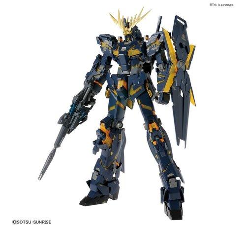 "BANDAI MODEL KITS 227474 Unicorn Gundam 02 Banshee (Ver. Ka) ""Gundam UC"", Bandai MG 1/100"