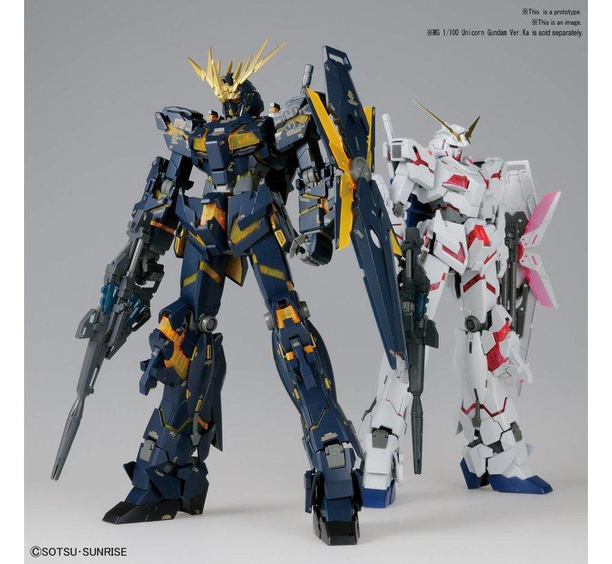 "227474 Unicorn Gundam 02 Banshee (Ver. Ka) ""Gundam UC"", Bandai MG 1/100"
