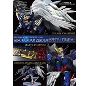 BANDAI MODEL KITS Wing Gundam Zero (Plated Coating)