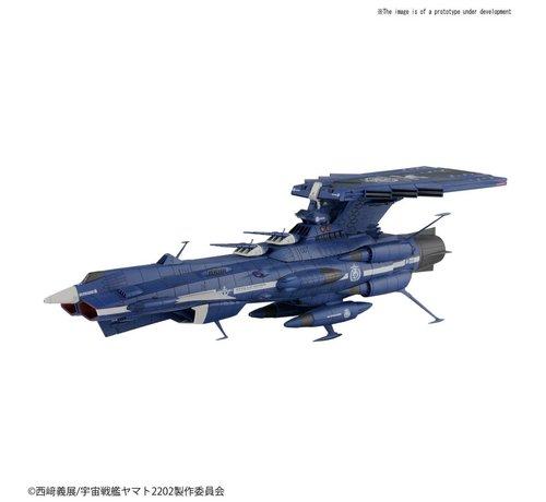 "BANDAI MODEL KITS 222263 Apollo Norm ""Yamato 2202"", Bandai Star Blazers1/1000"