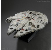 BANDAI MODEL KITS Millennium Falcon (Standard Edition) PG