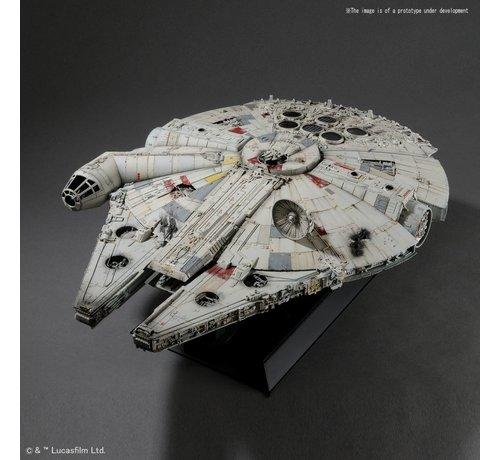 "BANDAI MODEL KITS (D) 225727 Millennium Falcon (Standard Edition) ""Star Wars: A New Hope"", Bandai 1/72 Perfect Grade (PG)"