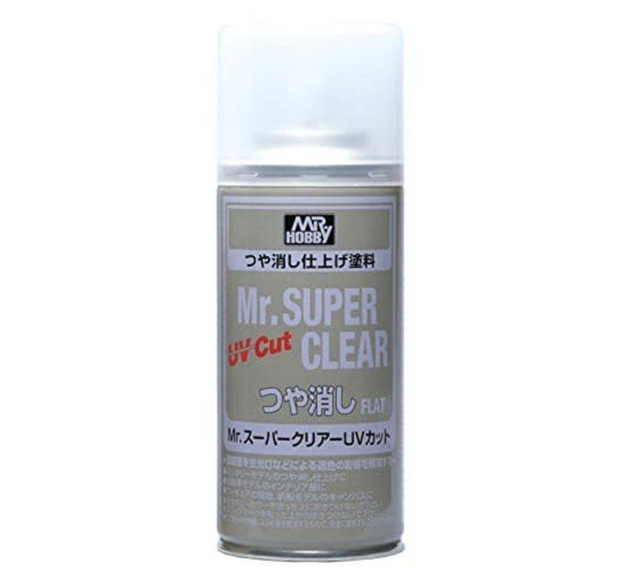 B523 Mr Super Clear UV Cut Flat