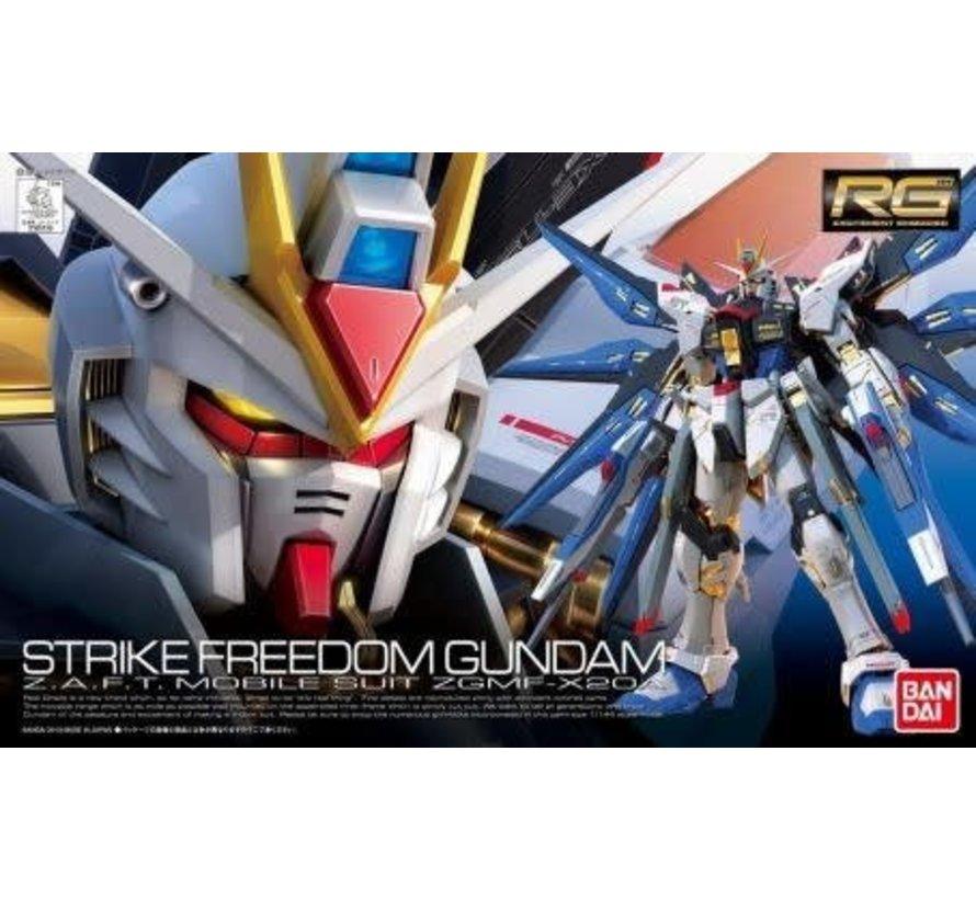 185139 #14 Strike Freedom Gundam RG 1/144
