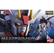 BANDAI MODEL KITS #3  Aile Strike Gundam RG