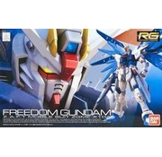 BANDAI MODEL KITS #5 Freedom Gundam RG