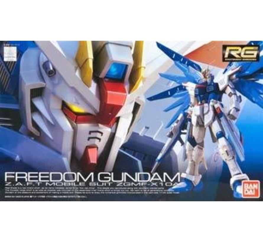 171625 #5 Freedom Gundam RG  1/144