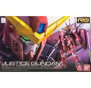 BANDAI MODEL KITS #9 Justice Gundam RG 1/144