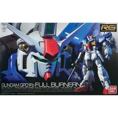 "BANDAI MODEL KITS 182655 #13 RX-78 GP01-Fb Gundam ""Zephyranthes"" Full Burnern RG 1/144"