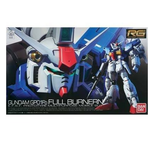 "BANDAI MODEL KITS 182655 #13 RX-78 GP01-Fb Gundam ""Zephyranthes"" Full Burnern RG 1/144"