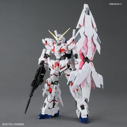 "BANDAI MODEL KITS 227473 Unicorn Gundam Ver. Bande Dessienee ""Gundam UC"" Bandai RG 1/144"