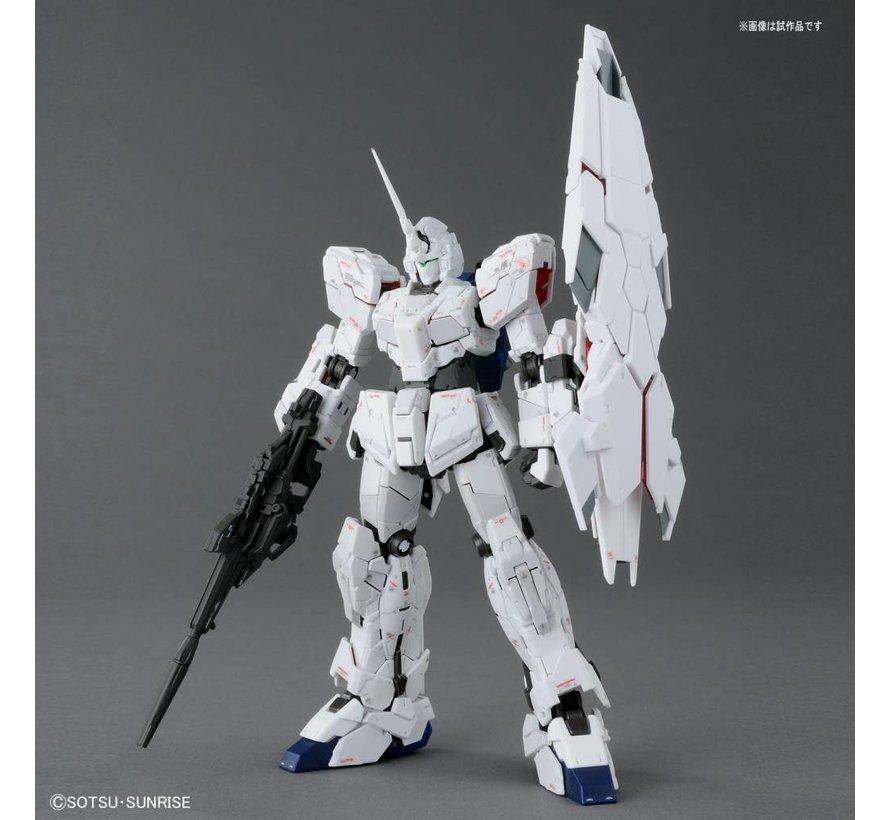 "227473 Unicorn Gundam Ver. Bande Dessienee ""Gundam UC"" Bandai RG 1/144"