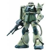 Bandai MS-06F Zaku II Green PG