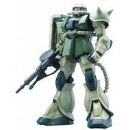 BANDAI MODEL KITS MS-06F Zaku II Green PG