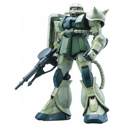 BANDAI MODEL KITS 072361 MS-06F Zaku II Green, Bandai PG
