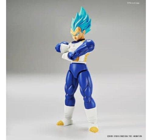 "BANDAI MODEL KITS 219766 Super Saiyan God Super Saiyan Vegeta ""Dragon Ball Super"", Bandai Figure-Rise Standard"
