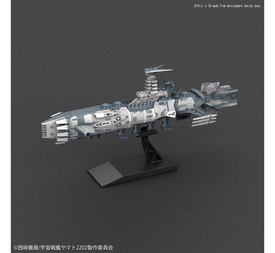 "227858 Guyzengun weapons group, Karakrum-class Combatant ship Two-ship set ""Yamato 2202"", Bandai Mecha Collection"