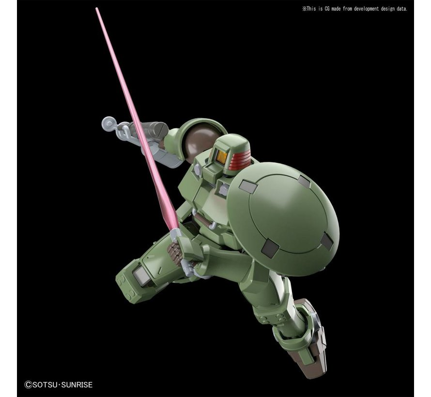 "224023 Leo ""Gundam Wing"", Bandai HGAC 1/144"
