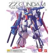 Bandai ZZ Gundam Ver Ka