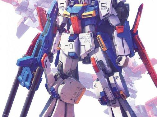 BANDAI MODEL KITS ZZ Gundam Ver Ka  MG