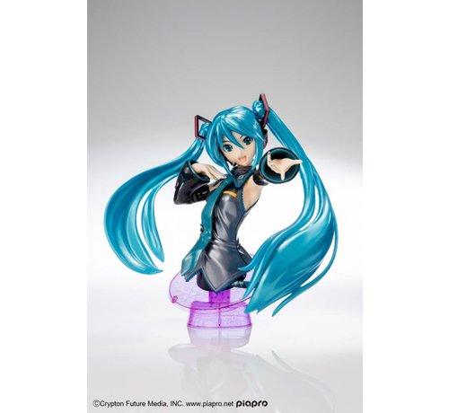 "BANDAI MODEL KITS 225800 Hatsune Miku (Limited Color) ""Vocaloid"", Bandai Figure-rise Bust"
