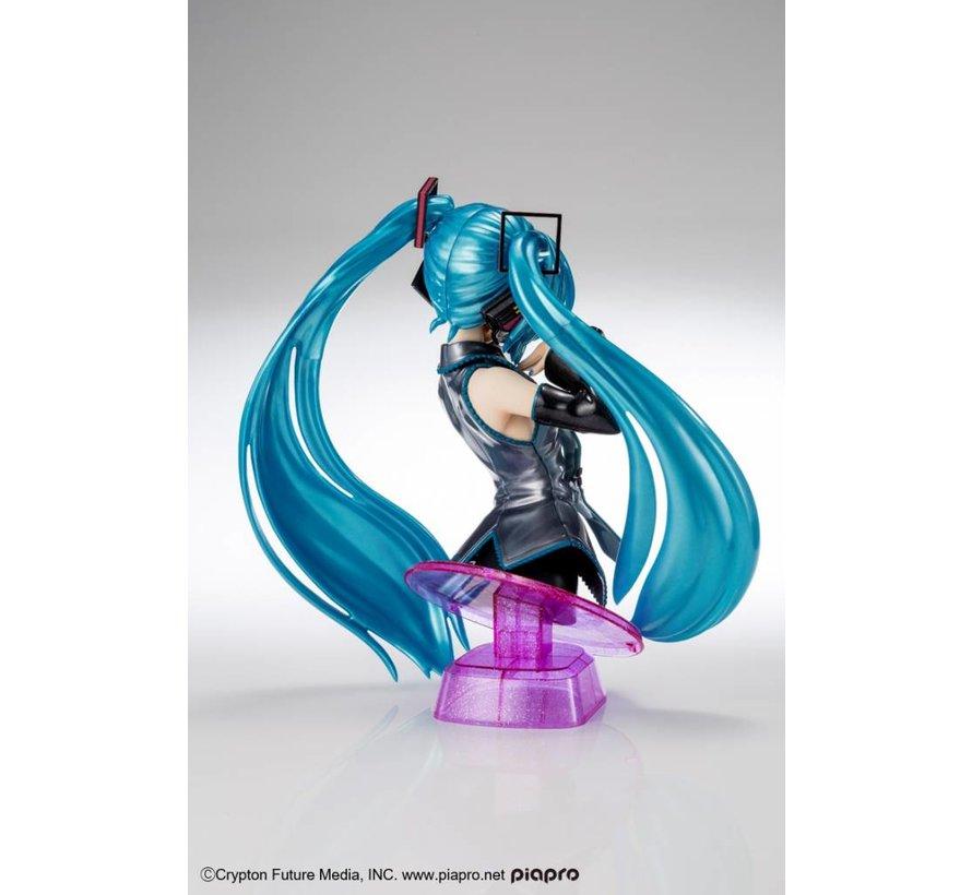 """225800 Hatsune Miku (Limited Color) """"Vocaloid"""", Bandai Figure-rise Bust"""
