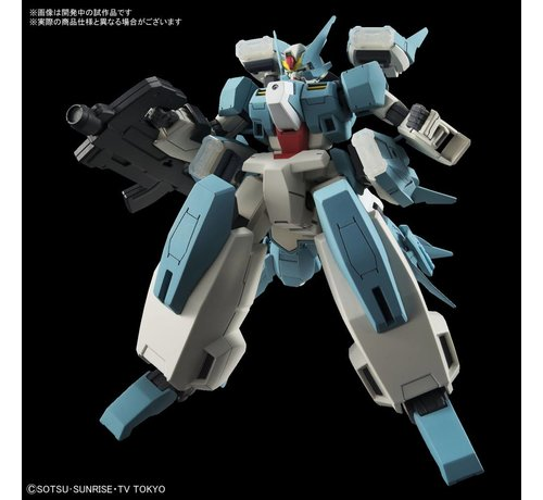 "BANDAI MODEL KITS Bandai Hobby 225749 Seravee Gundam Scheherazde ""Gundam Build Divers"", Bandai HGBD"