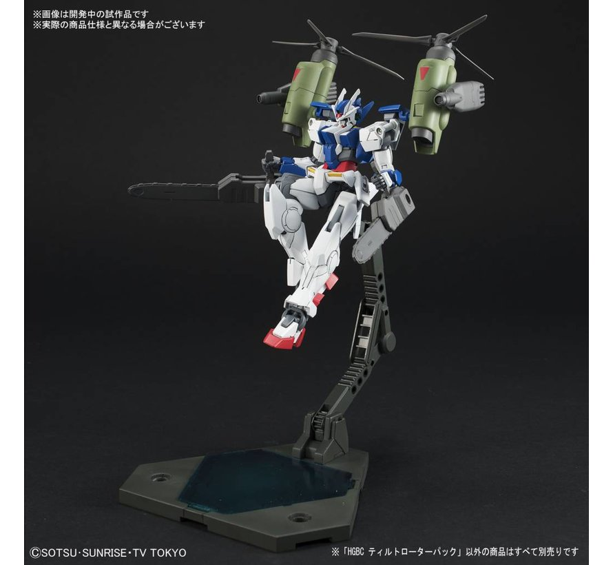 "225747 Tiltrotor Pack ""Gundam Build Divers"", Bandai HGBC"