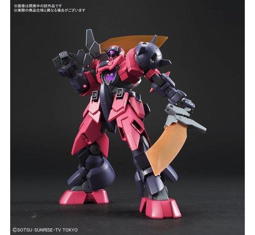 """BANDAI MODEL KITS 225745 #005 Ogre GN-X """"Gundam Build Divers"""", Bandai HGBD"""