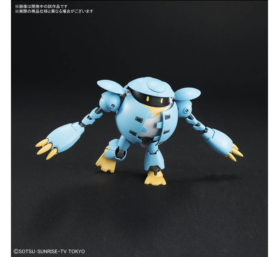 "225744 MomoKapool ""Gundam Build Divers"", Bandai HGBD"