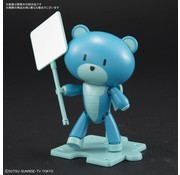 BANDAI MODEL KITS Petittgguy Diver Blue & Placard HGPG