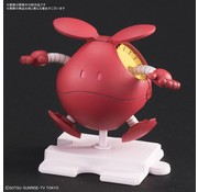 BANDAI MODEL KITS Haro Diva Red HaroPla