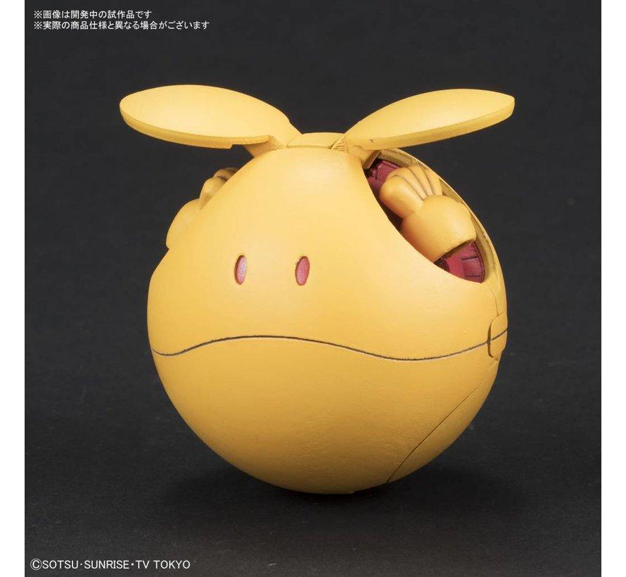 """228376 Haro Shooting Orange """"Gundam 00"""", Bandai HaroPla"""