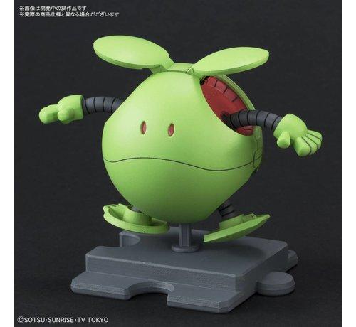 "BANDAI MODEL KITS 228374 Haro Basic Green ""Mobile Suit Gundam"", Bandai HaroPla"