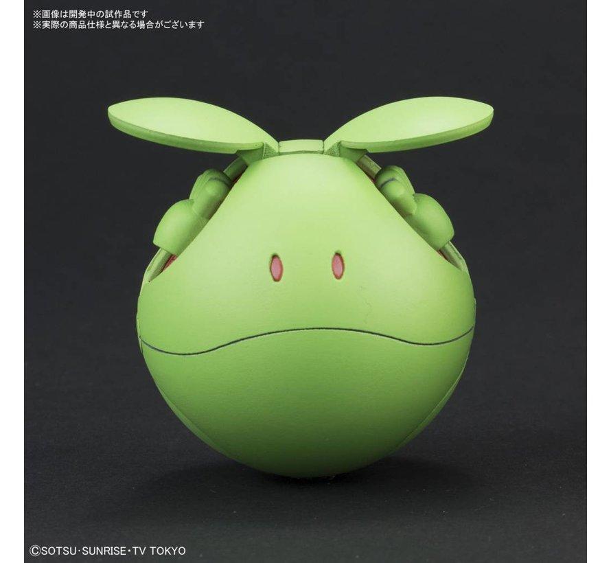 """228374 Haro Basic Green """"Mobile Suit Gundam"""", Bandai HaroPla"""