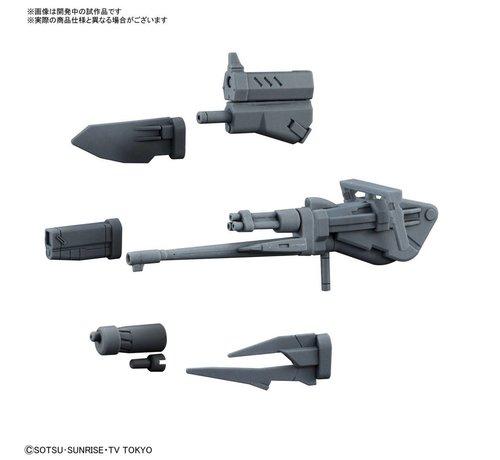 "BANDAI MODEL KITS 225732 Changeling Rifle ""Gundam Build Divers"", Bandai HGBC"