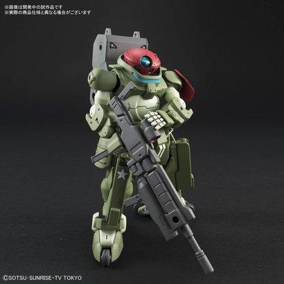 """BANDAI MODEL KITS 225735 Grimoire Red Beret """"Gundam Build Divers"""", Bandai HGBD"""