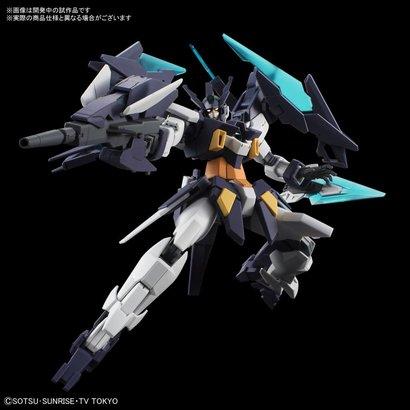 "BANDAI MODEL KITS 225725 Gundam Age-2 Magnum ""Gundam Build Divers"", Bandai HGBD"