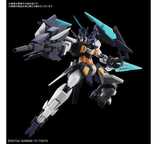 "BANDAI MODEL KITS 225725 #001 Gundam Age-2 Magnum ""Gundam Build Divers"", Bandai HGBD"