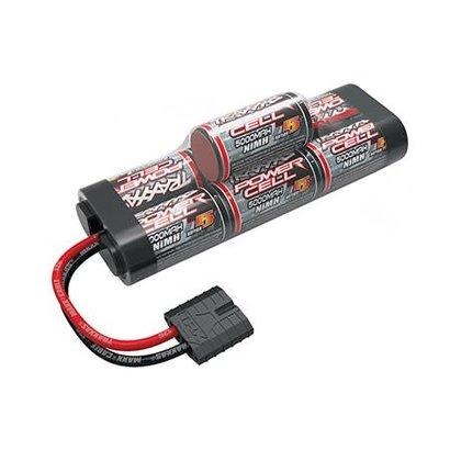TRA - Traxxas 2961X Battery, Series 5 Power Cell, 5000mAh (NiMH, 7-C hump, 8.4V)