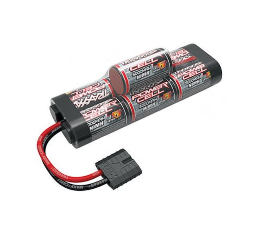 2961X Battery, Series 5 Power Cell, 5000mAh (NiMH, 7-C hump, 8.4V)