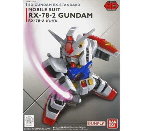 BANDAI MODEL KITS 5057597 SD EX-Standard RX-78-2 Gundam