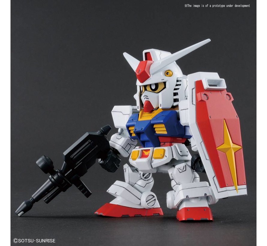 "225762 #1 RX-78-2 Gundam ""Mobile Suit Gundam"", Bandai SDGCS"