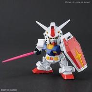 BANDAI MODEL KITS RX-78-2 Gundam & Cross Silhouette Frame SDGCS