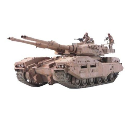 BANDAI MODEL KITS 157471 EFGG M61A5 MAIN BATTLE TANK UCHG