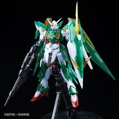 """BANDAI MODEL KITS 218639 Gundam Fenice Rinascita (Clear Color), """"Gundam Build Fighters"""", Bandai MG"""