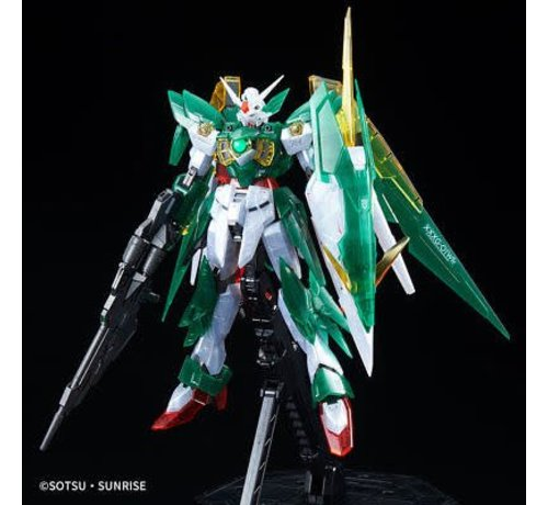 "BANDAI MODEL KITS 218639 Gundam Fenice Rinascita (Clear Color), ""Gundam Build Fighters"", Bandai MG"