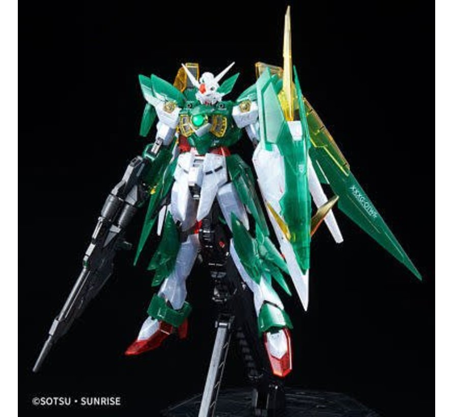 "218639 Gundam Fenice Rinascita (Clear Color), ""Gundam Build Fighters"", Bandai MG"