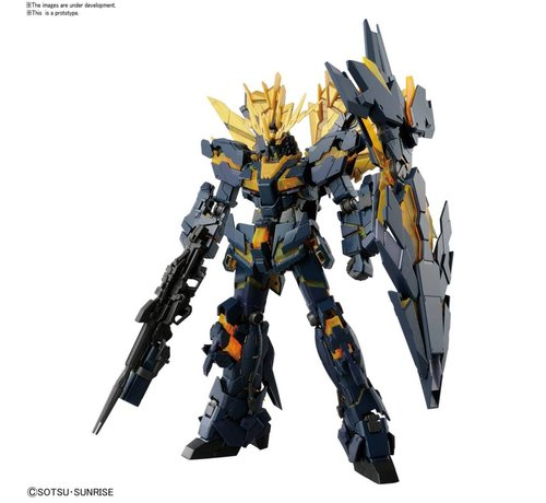"BANDAI MODEL KITS 221060 #27 Unicorn Gundam 02 Banshee Norn ""Gundam UC"" Bandai RG 1/144"