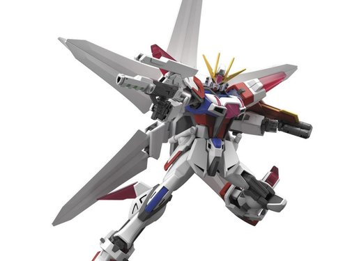 "BANDAI MODEL KITS 224766 Build Strike Galaxy Cosmos ""Gundam Build Fighters"" Bandai HGBF 1/144"